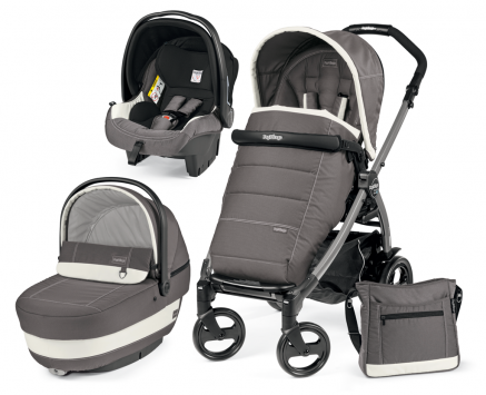 TRIO PEG-PEREGO BOOK 51 XL MODULAR